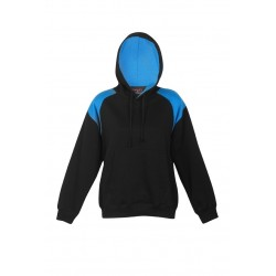 Junior/Ladies Shoulder Contrast Panel Hoodie - F303UN