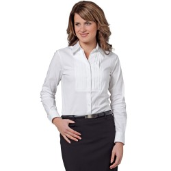 Womens Stretch Tuck Front Shirt - M8192