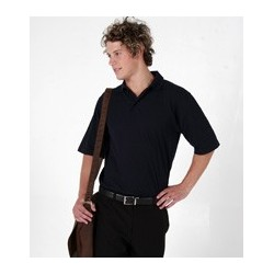 Mens Regular Pique Knit Polo - P212HS
