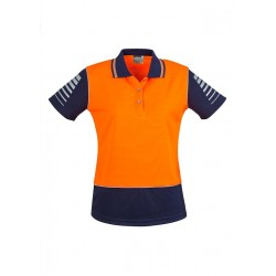 ZONE Fluoro Short Sleeve Polo - ZHL236