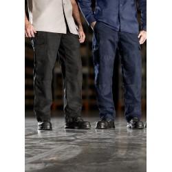 Men's Drill Cargo Pant - ZW001