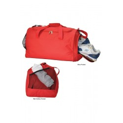Basic Sports Bag with Shoe Pocket - B2000