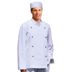 Traditional Chefs Jacket Long Sleeve - CJ01