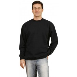 Adults American Style Crew Fleecy Sweat - FL01