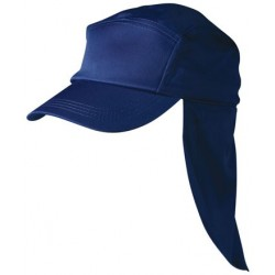 Poly cotton legionnaire hat (*Children sizes only) - H1025
