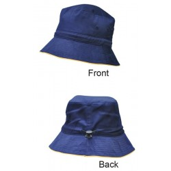Bucket Hat With Sandwich & Toggle - H1033