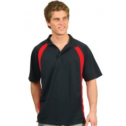 Mens CoolDry Short Sleeve Polo - PS30
