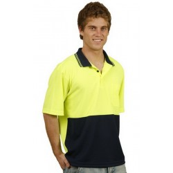 TrueDry Micro-mesh Safety Polo - SW01TD