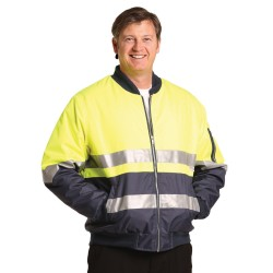Hi-Vis TWO TONE FLYING JACKET - SW16A