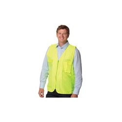High Visibility Safety Vest with chest pockets - SW41
