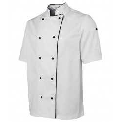 JB's S/S CHEF'S JACKET - 5CJ2