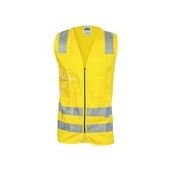Day/Night Cotton Safety Vests - 3809