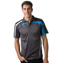 Men's 100% Polyester Cooldry Polo - BSP2014