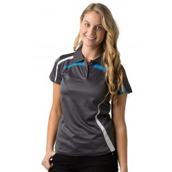 Ladies 100% Polyester Cooldry Polo - BSP2014L