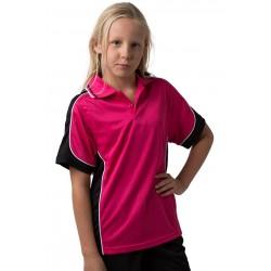 Kids Polyester Cooldry Micromesh Moisture Management - BSP16K