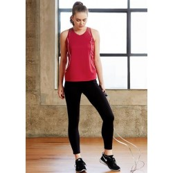 Ladies BIZ COOL Flex Stretch Full Leggings - L514LL