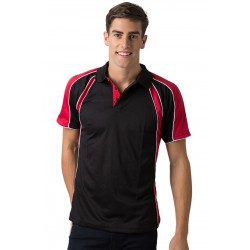The Toucan (Mens) -165gsm 100% Polyester Cooldry Micromesh Mois