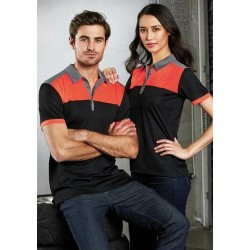 Mens BIZ COOL Charger Polo - P500MS