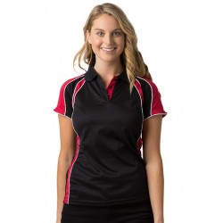 Ladies 100% Polyester Cooldry Micromesh Polo - THE CHAMELEON