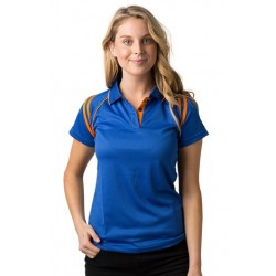 Ladies 100% Polyester Cooldry Micromesh Polo - THE COBRA