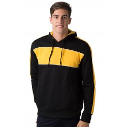 Adults 65% Polyester 35% Combed Cotton Anti Pill Hoodie - BSHD11
