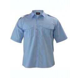 Epaulette Shirts S/S