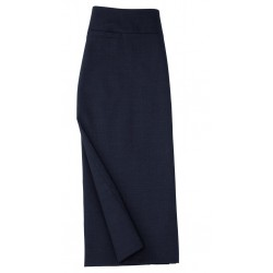 Ladies Below Knee Lined Skirt - BS29323