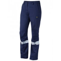 WOMENS 3M TAPED IND. ENGINEERED DRILL PANT - BPL6021T