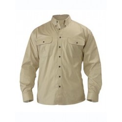 MINI TWILL SHIRT L/S - BS6255