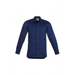 Light Weight Tradie Shirt - Long Sleeve - ZW120