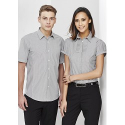 BERLIN MENS SHORT SLEEVE SHIRT - S121MS