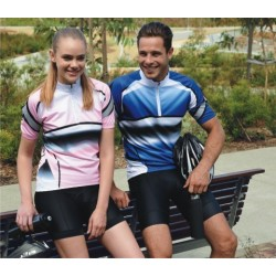 UNISEX ADULTS CYCLING JERSEY - CT1465