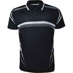 UNISEX ADULTS SUBLIMATED GRADATED POLO - CP1447