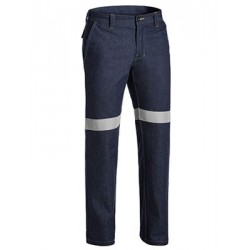 TAPED FR DENIM JEAN - BP8091T
