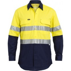 3M TAPED TWO TONE HI VIS X AIRFLOW RIPSTOP - BS6415T