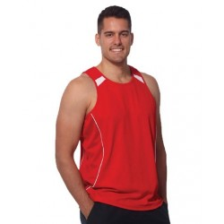 Men's TrueDry Fashion Singlet - SL53