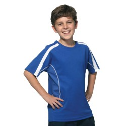 Kid's TrueDry Short Sleeve Fashion Tee Shirt - TS53K