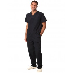 Unisex Scrubs Short Sleeve Tunic Top - M7630