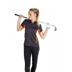 LADIES ACCELERATOR POLO - P446LD
