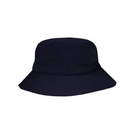 Polyviscose Bucket Hat - AH690