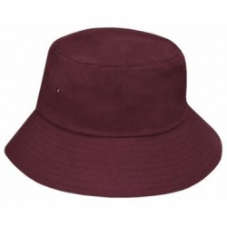 Bucket Hat/Heavy Brushed Cotton - AH715