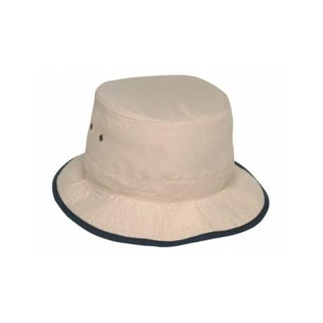 Microfibre Bucket Hat - AH678