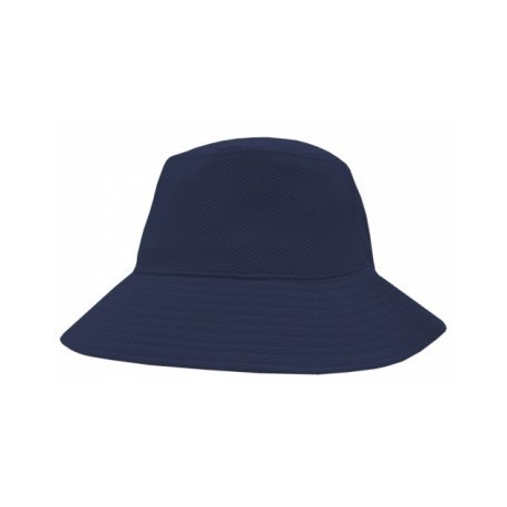 PQ Mesh Bucket Hat - AH631