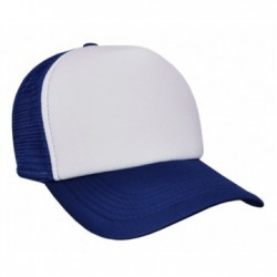 Trucker Cap/Polyester with Mesh Backing - AH295