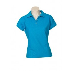 Ladies Neon Polo - P2125