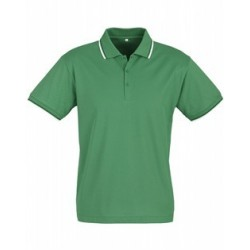 MEN'S CAMBRIDGE SHORT SLEEVE POLO - P227MS