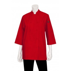 3/4 Basic Lite Chef Jacket - JLCL
