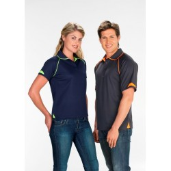 Mens Fusion Cotton Backed Polo - P29012