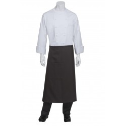 Waffle Weave Bistro Apron - A600