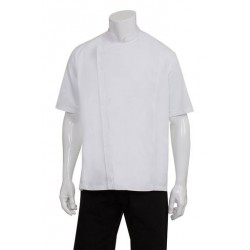 Cannes Lightweight S/S Chef Jacket - SSSN